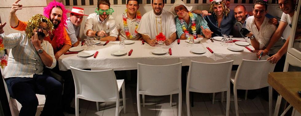 Restaurante despedidas valencia