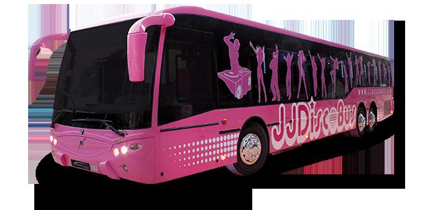 Limobus Valencia. Autobus discoteca