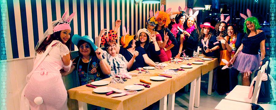 Restaurante tematico valencia
