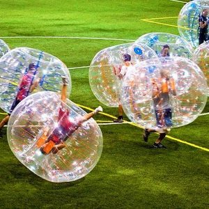 bubble football valencia