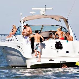 fiesta barco valencia