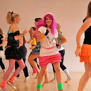 taller de baile