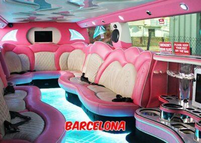 alquiler limusinas barcelona