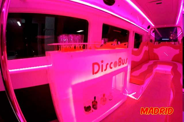 alquiler discobus madrid