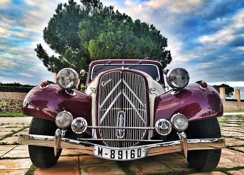 """Citroen 11 """"Ronni"""" de 1951"""